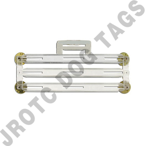 "Ribbon 10 Rack 1/8"" Spaced (Each)"