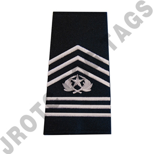 CSM Large Epaulet Army Cadet (pair)