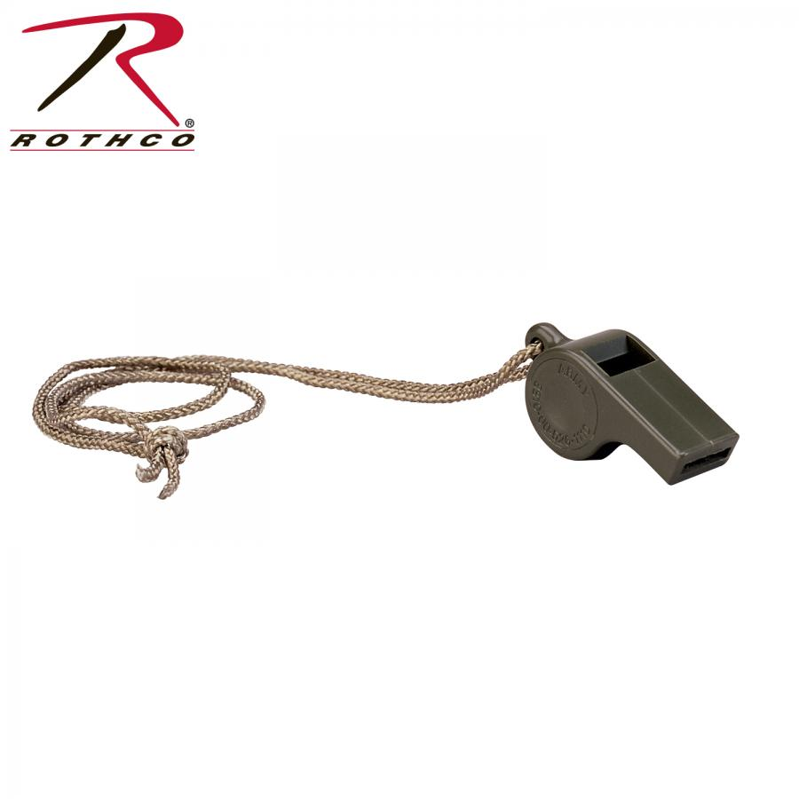No Ball Safety Whistle (Ea)