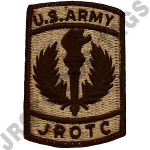 OCP JROTC patch