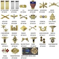Army Officer Commissioning Sets