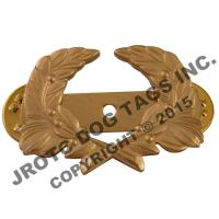 Academic Achievement Wreath With Bar (Each)
