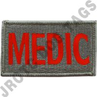 MEDIC (Red Letters) ACU/UCP Leadership Patch