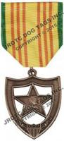 N-3-1 Medal Set Instructor Leadership (Ea)