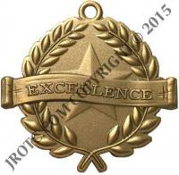 N-1-2 (Medal Only) Academic Excellence - each