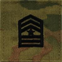 SGM OCP Army Rank (Each)