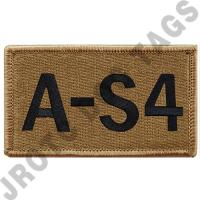 OCP A-S4 Leadership Patch