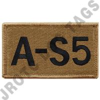 OCP A-S5 Leadership Patch