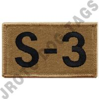 OCP S-3 Leadership Patch