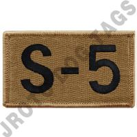 OCP S-5 Leadership Patch