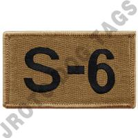 OCP S-6 Leadership Patch