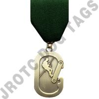 Adventure/Rappelling Stock Medal