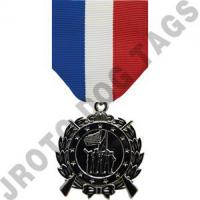 Color Guard/Parade Stock Medal
