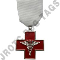 First Aid Stock Medal