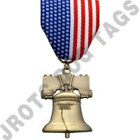 Freedom Award Stock Medal