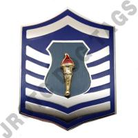 Master Sergeant AFJROTC Pin on Rank (PR)