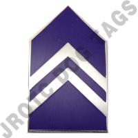 First Lieutenant AFJROTC Pin on Rank (PR)