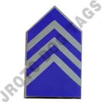 Captain AFJROTC Pin on Rank (PR)