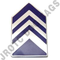 Colonel AFJROTC Pin on Rank (PR)
