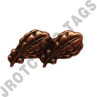 Bronze Oak Leaf 2 (Each)
