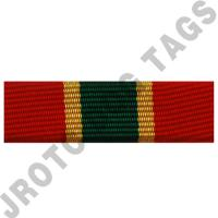 Good Conduct ribbon award (Each)