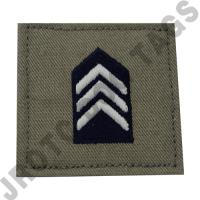 Captain (CAPT) ABU Rank JROTC Hook Back (Each)