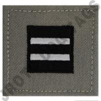 Captain (CAPT) ABU Rank ROTC Hook Back (Each)