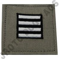 Colonel (COL) ABU Rank ROTC Hook Back (Each)