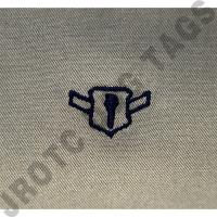 Airman (Amn) ABU Rank JROTC Sew On (Pair)