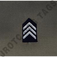 Captain (Capt) ABU Rank JROTC Sew On (Pair)