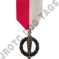 JCC Drug Free Medal Set