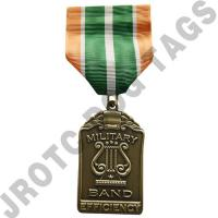 MCJROTC Band/Drum & Bugle Corps Medal Set