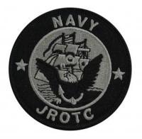 Navy JROTC ACU Patch (Hook Attachment)