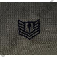 AfJROTC Abu TSGT Rank Sew On Patch