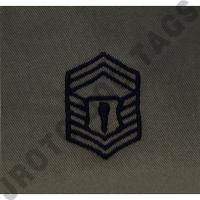 AfJROTC Abu SMSGT Rank Patch Sew On