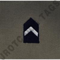 AfJROTC Abu MAJor Rank Patch Sew On