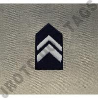 AfJROTC Abu Lt Colonel Rank Patch Sew On
