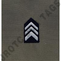 Col Abu Rank Sew On