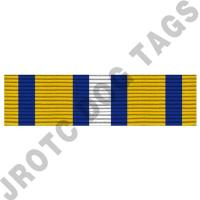 Military Aptitude NRJOTC Ribbon Award Ribbons